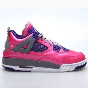 [Air Jordan] 4 Retro GS